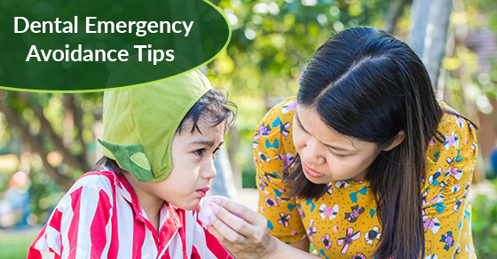 Dental Emergency Avoidance Tips